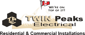 Logo Twin Peaks Electrical inc